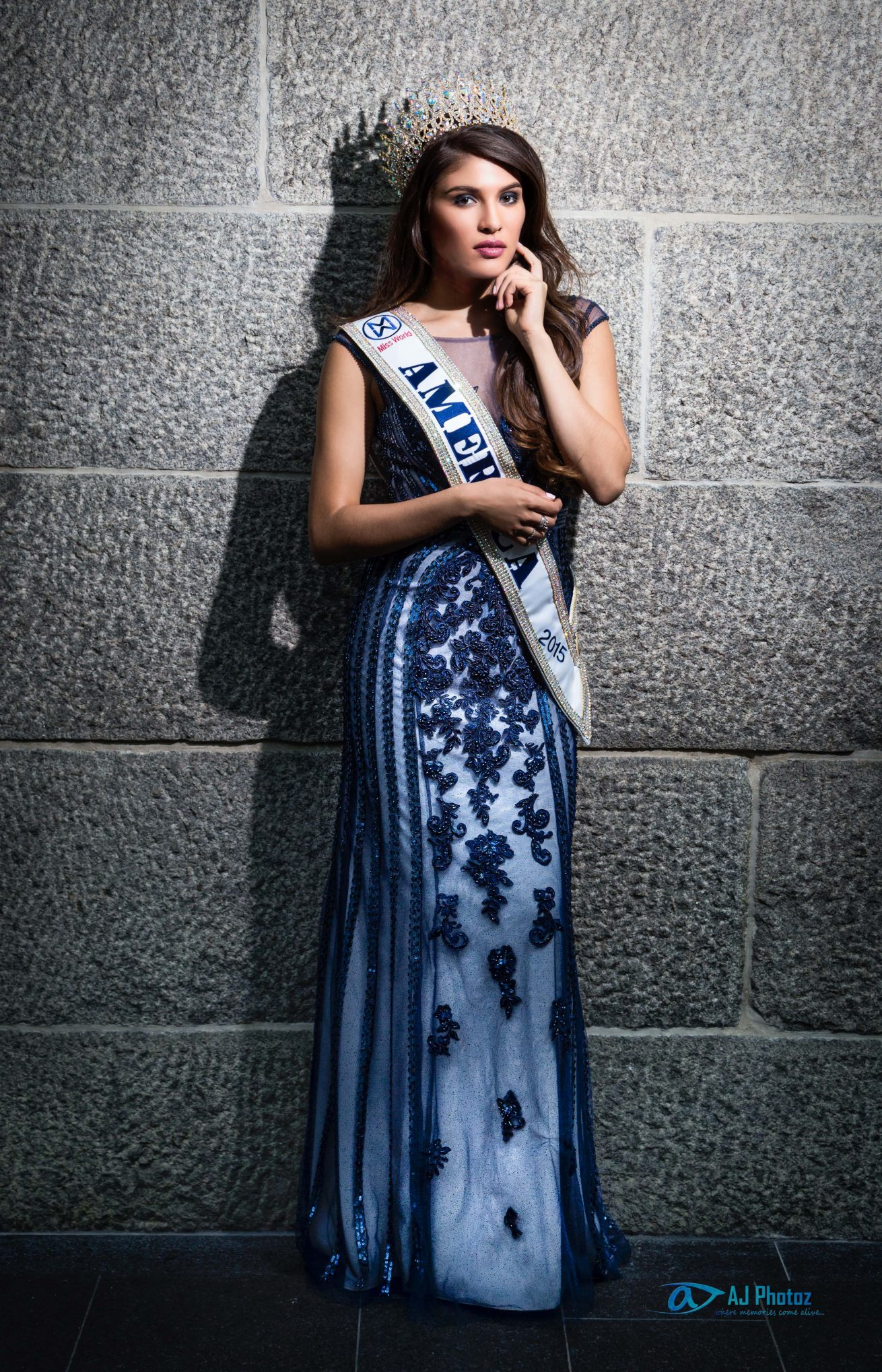 Miss World America 2015 – Victoria Mendoza