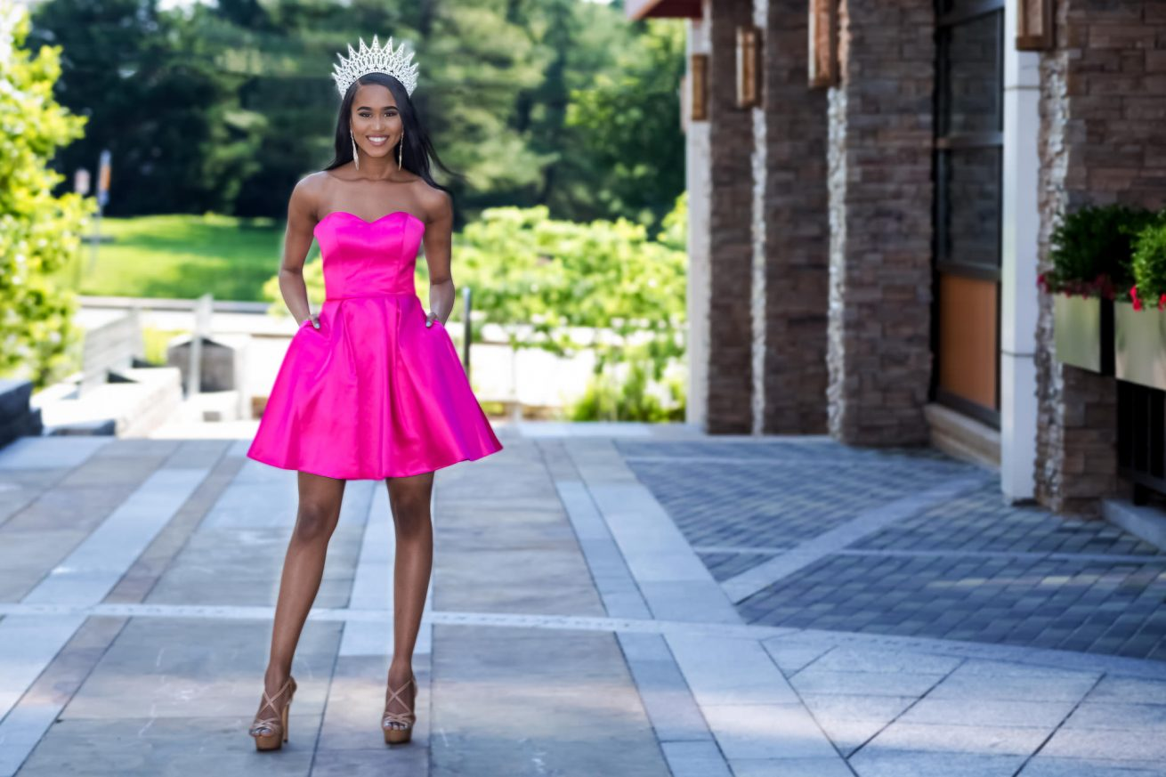 Miss Teen United States 2015 – Andriea Gibeau